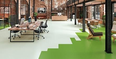 办公室地板