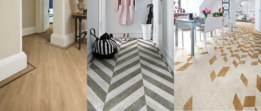 打动人心的多种地板设计,让你的家有无限美的可能!| Camaro豪华乙烯基系列