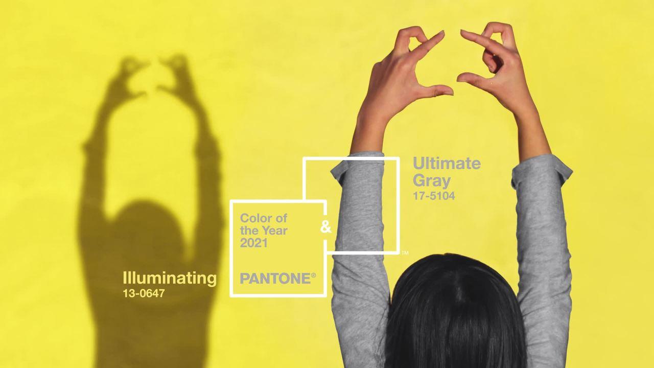 潘通2021流行色发布!用乐观和安定的颜色来打造有温度和幸福感的室内空间